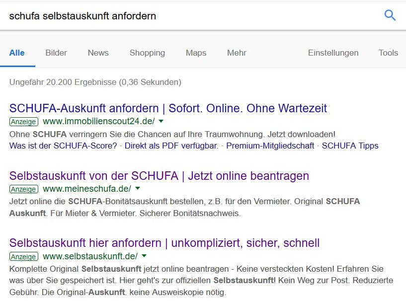 Google Schufa Auskunft anfordern.jpg