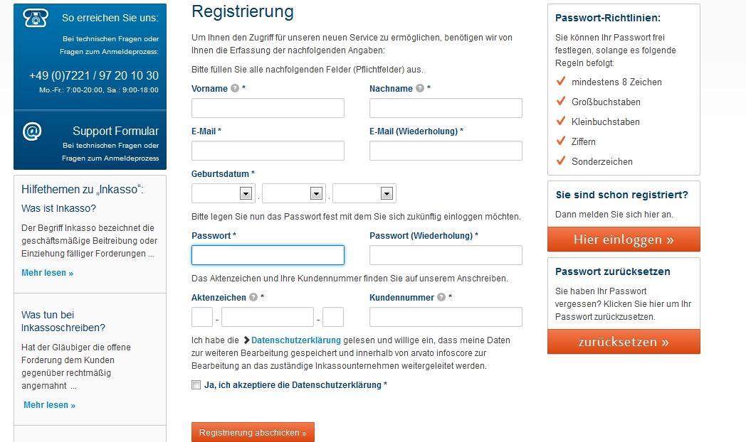 Mahnung Durch Bfs Risk Collection Gmbh Diskussionsforum Auf